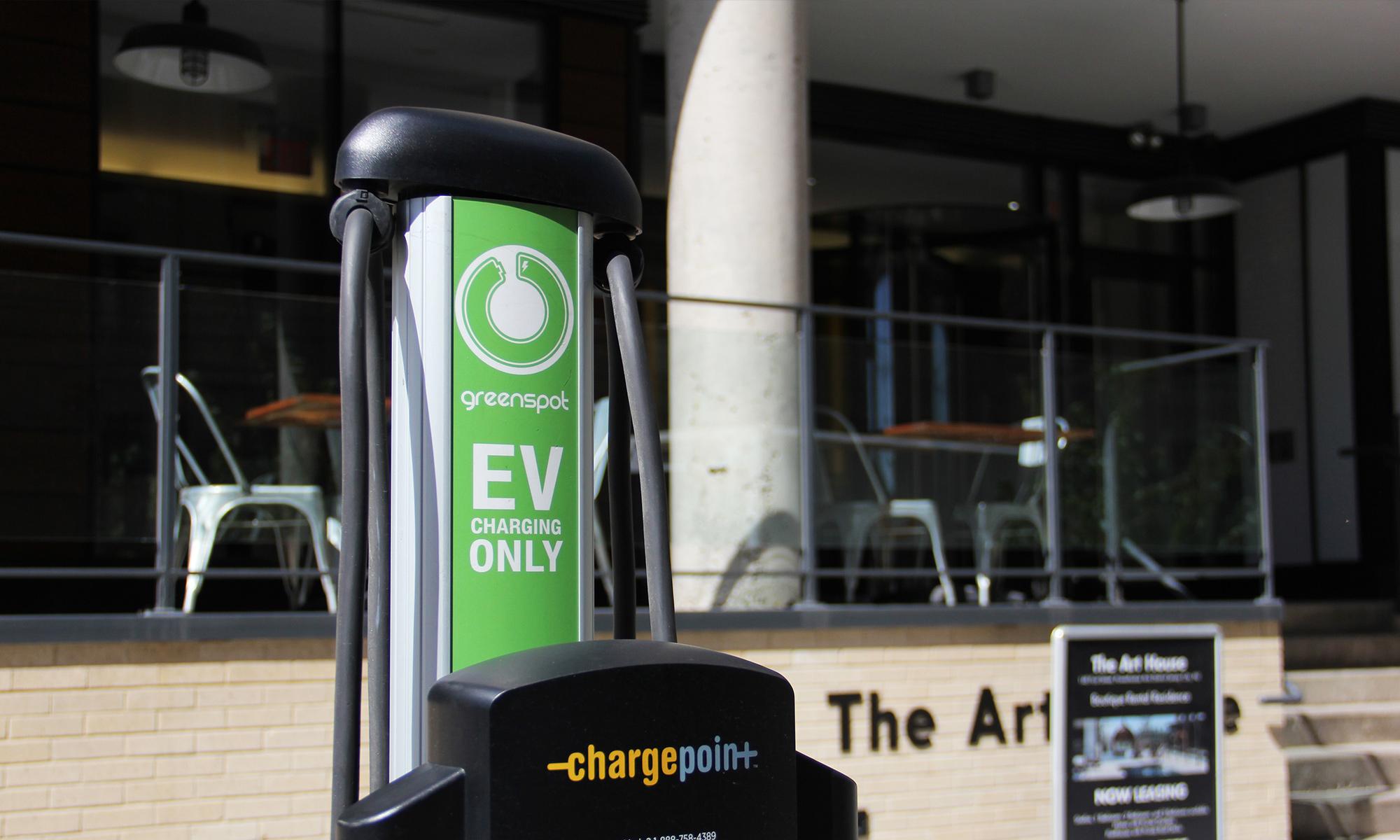 Greenspot EV Infrastructure